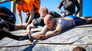 Tough Mudder obstacle race