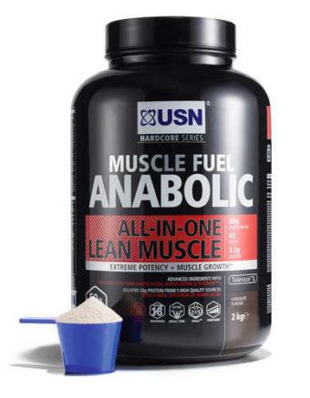 MuscleFuelAnabolicAllInOne