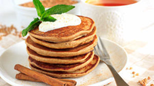 Maximuscle Post-workout Pancakes