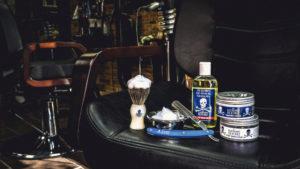 Shaving gear