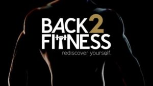 Back2Fitness programme cover