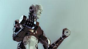 Fitness robot