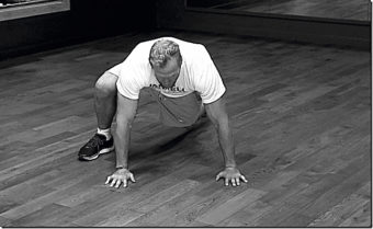 Rugby HIIT session with James Haskell