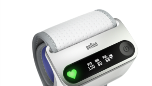 Braun iCheck 7 Blood Pressure Monitor