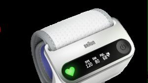 Braun iCheck 7 Blood Pressure Monitor