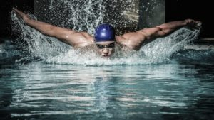 Back pain and swimming