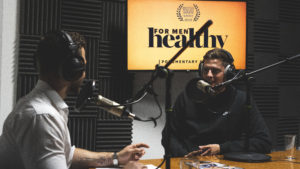 Alex George on the Healthy For Men podcast