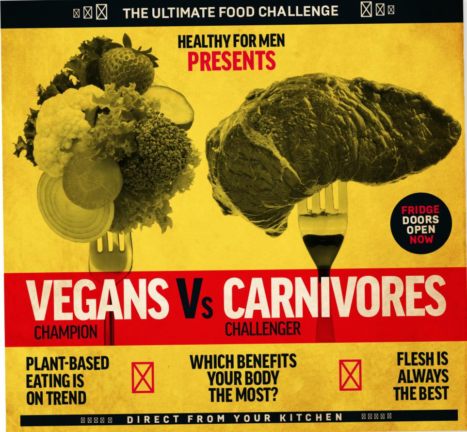 Vegans Vs Carnivores: Is Going Vegan Better?