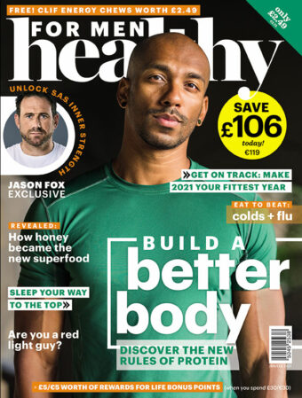 Healthy For Men January/February 2021